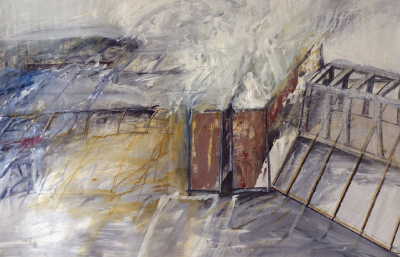 Archäologische Landschaft, 1989