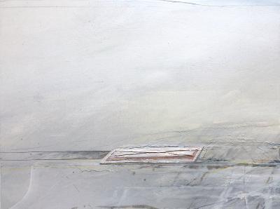 Archäologische Landschaft (Fundament-Studie), 1982