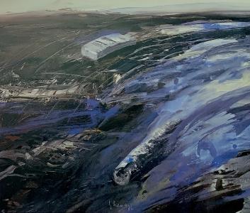 Archäologische Landschaft, 1987