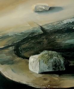 Archäologische Landschaft (Carnac), 1985