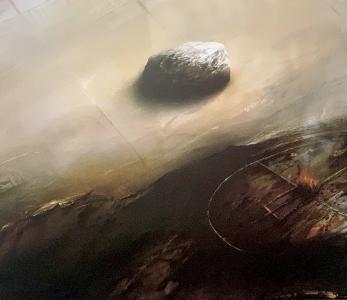 Landschaftsmarkierung, 1983