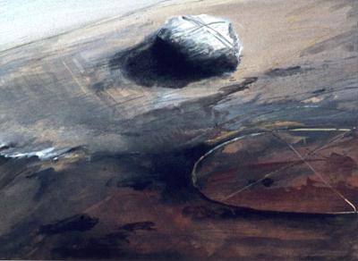 Landschaftsmarkierung (Studie), 28.12.1982