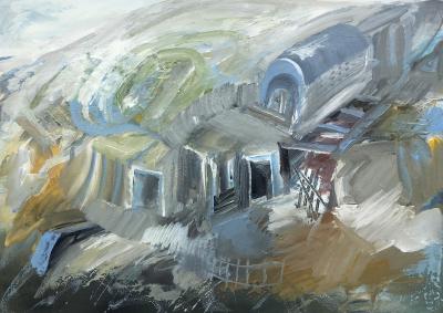 Architektur-Fragmente, 1985