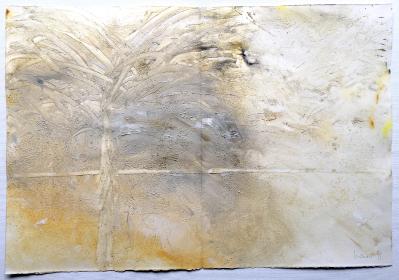 Diario 11 (Freskofragment), 1995