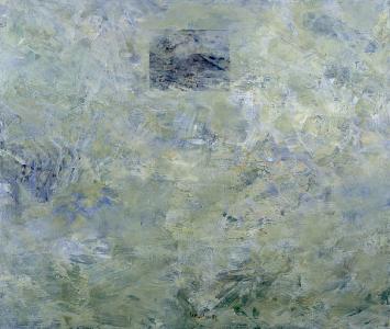 Fresko (Landschaftsfragment), 1995