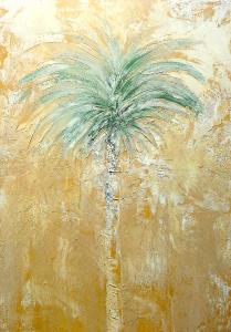 Palmen-Fresko, 1992