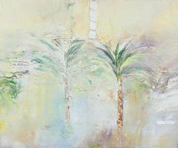 Palmenfresko, 2000