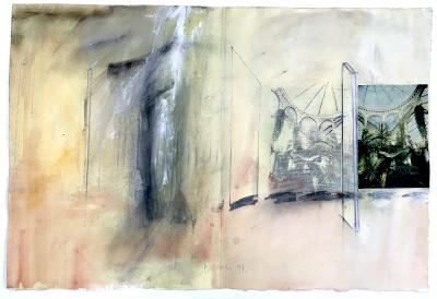 Tagebuch (Botanischer Garten), 1991