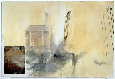 Tagebuch (Über die architektonische Vorstellung), 1991