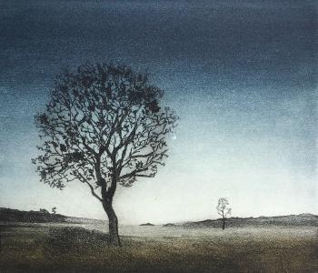 Baumlandschaft, 1974