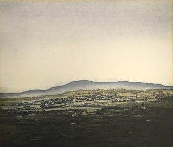 Die Ebene (für A. Cozens), 1978