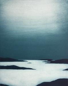 Inselgruppe / Die Stille, 1974
