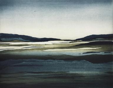 Inselgruppe / Die Stille II, 1978