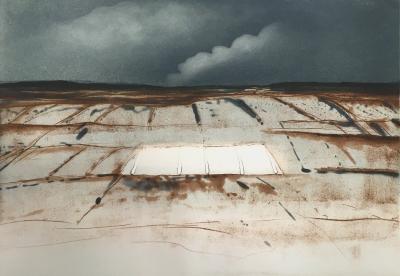 Landschaftsrelief, 1981