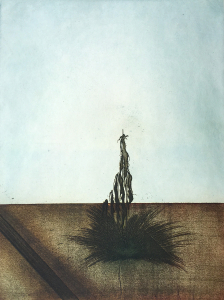 Landschaftssituation, 1974