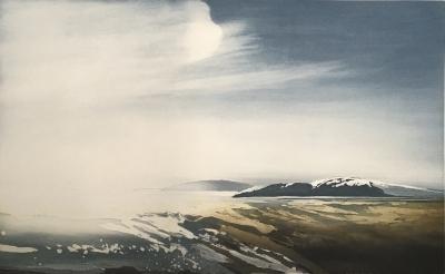 Landschaftsverwehung, 1984