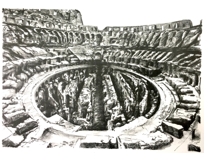 SteinbruchII (Colosseum), 1979