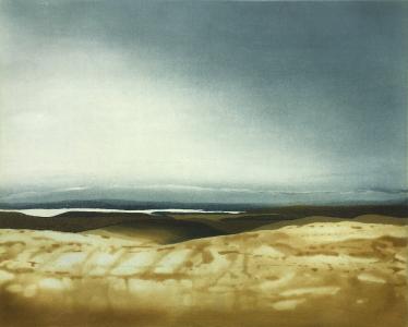 Über der Sichtgrenze II, 1980