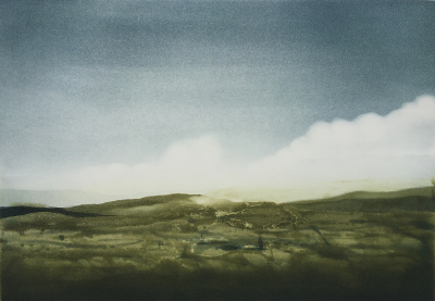 Wolkenlandschaft, 1981