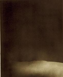 Abendlandschaft, 1975
