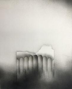 Architekturfragment (Skizze), 1975