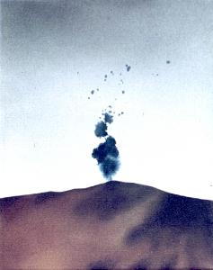 Blauer Vulkan, 1975