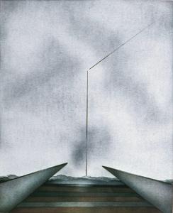 Das Fremde in der Natur (Seismometer II), 1973