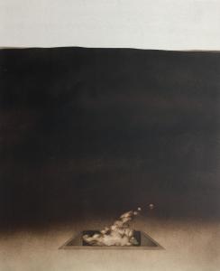 Erdloch (Die innere Natur), 1975