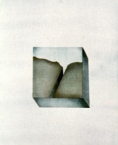Erdriss-Architektur (Baustein), 1973