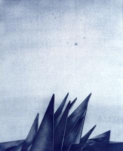Fertigteil-Ruine II, 1973