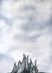 Fertigteil-Ruine VIII, 1973