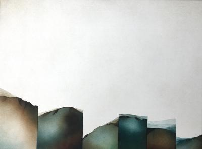 Hügelkette, 1974