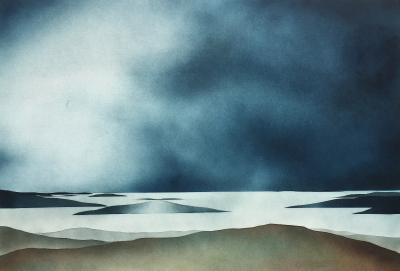 Inselgruppe (Die Stille), 1975