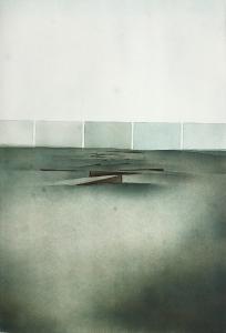 Landschaftszeichen (Schutzwand), 1975