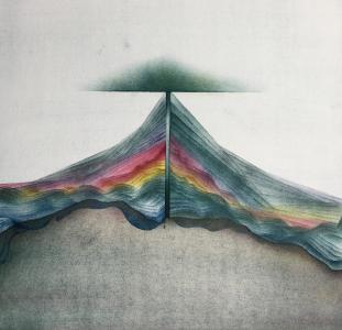 Landschafts-Zeichen, 1973