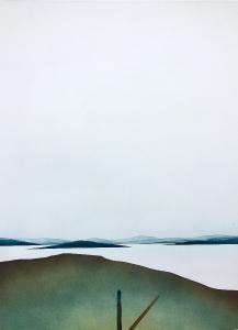 Landschaftsanalyse (Das Zeichen), 1974