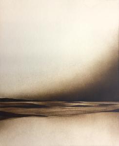 Landschaftsanalyse (Hügelkette), 1975