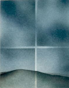Landschaftsfenster, 1974
