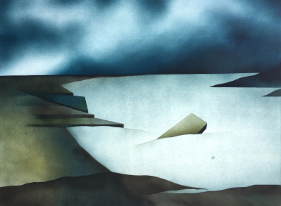 Landschaftsflutung, 1974