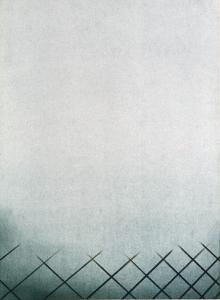 Landschaftsinterieur, 1974