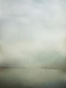 Nebellandschaft, 1975