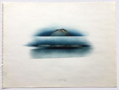 Studie (Landschaftsanalyse), 1974