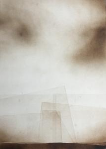 Transparentes Monument, 1975