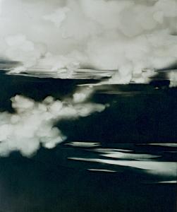 Vulkanische Landschaft (Innenraum und Außenraum), 1975