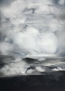 Wolkenlandschaft, 1975