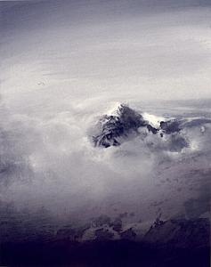 Berglandschaft, 1985