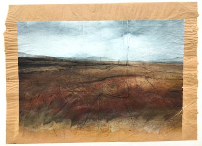 Eisenhaltige Landschaft, 1980