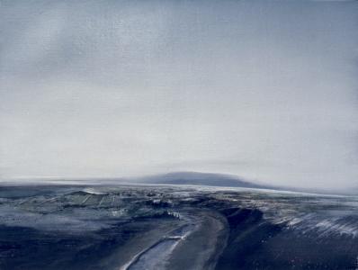 Flusslandschaft, 1983