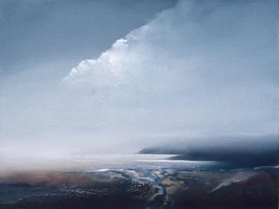 Flusslandschaft Nr. 2, 1983
