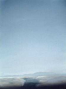 Flusslandschaft Nr. 5, 1983